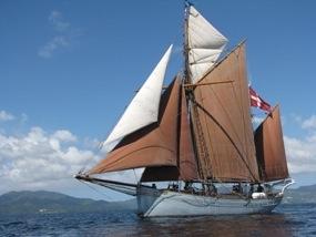 Yukon full sail